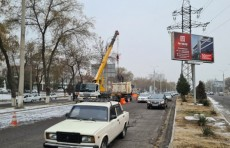Спецрепортаж UZREPORT TV: Танкодром в столице - дорога на улице Ахмада Дониша