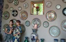 В Риштане открыли музей ремесленничества