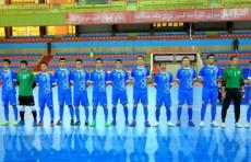 Футзал. Сборная Узбекистана обыграла Кыргызстан и заняла первое место в группе