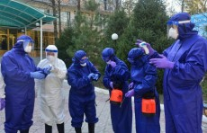 Ўзбекистонда коронавирусга чалинган 83 нафар фуқародан 23 нафари хорижда бўлган