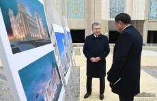Шавкат Мирзиёев: Центр исламской цивилизации веками будет служить нашему народу