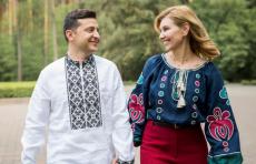 Жена президента Украины вылечилась от коронавируса