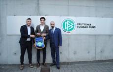 АФУ установит сотрудничество с академиями клубов «Баварии» и «Айнтрахта»