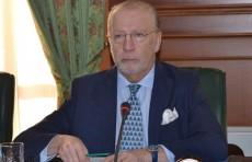 Министр иностранных дел Абдулазиз Камилов принял нового Посла Испании