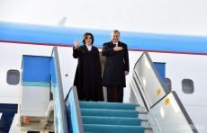 Президент Шавкат Мирзиёев завершил свой визит в Турцию