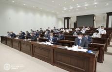Семнадцатое пленарное заседание Сената состоится 30 июля