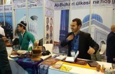 Узбекистан представлен на турвыставке Travel Turkey Izmir
