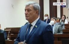 Наримон Умаров избран председателем комитета Сената