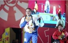 Пауэрлифтинг: Роза Кузиева стала призером Кубка мира