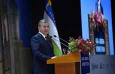 Шавкат Мирзиёев встретился с представителями деловых кругов Республики Корея