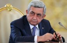 Премьер-министр Армении Серж Саргсян подал в отставку на фоне протестов
