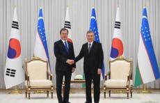 Президенты Узбекистана и Южной Кореи проведут онлайн-саммит