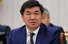 Премьер-министр Кыргызстана ушел в отпуск на фоне обвинений в коррупции