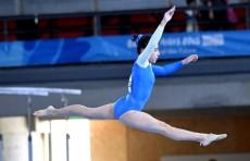 Самая юная спортсменка сборной Узбекистана стала бронзовым призером Юношеской Олимпиады