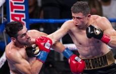 Исроил Мадримов защитил свой пояс чемпиона WBA Intercontinental
