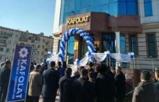 """Ферганский филиал АО """"Страховая компания КАФОЛАТ"""" переехал в новое здание"""