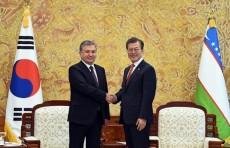 Президент Республики Корея посетит Узбекистан с государственным визитом