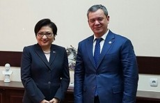 В МВТ прошла встреча с делегацией Республики Филиппины