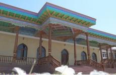 В Риштане открылся Дом узбекско-таджикской дружбы
