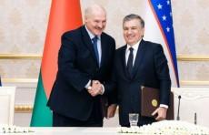 Шавкат Мирзиёев поздравил Александра Лукашенко с победой на выборах президента