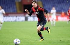 Итальянский клуб «Рома» заинтересовался форвардом «Дженоа» Шомуродовым