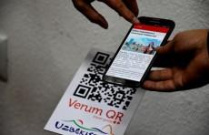QR-коды расскажут туристам о достопримечательностях Узбекистана на 12 языках