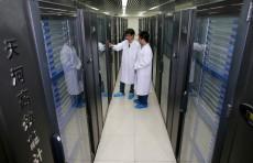 В Китае представлен прототип суперкомпьютера следующего поколения