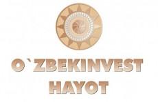 Рост премий СК ООО «Oʻzbekinvest Hayot» в 1 полугодии 2018 года составил 159%
