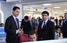 Впервые в Узбекистане открылся Центр финансовых технологий