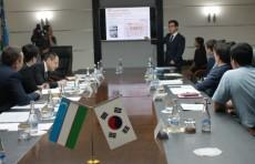 Южнокорейская компания построит бизнес-центр класса «А» в МДЦ Tashkent City