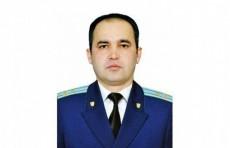 Акмалхужа Мавлонов назначен прокурором Наманганской области