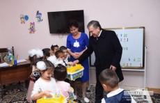 Детский сад «Wunderkinds in Kungirad» принял первых воспитанников