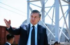 Шавкат Мирзиёев посетил Алмазарский район города Ташкента