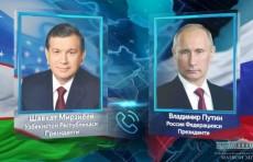 Владимир Путин с государственным визитом посетит Узбекистан