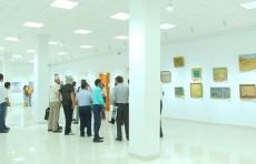 В столице открылась выставка «Ветер с родного края»