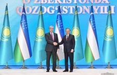 Состоялась торжественная церемония открытия Года Казахстана в Узбекистане