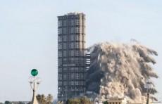 В ОАЭ взорвали четыре небоскреба (Видео)