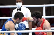 Токио-2020: Элнур Абдураимов потерпел поражение в бою против боксёра из Армении