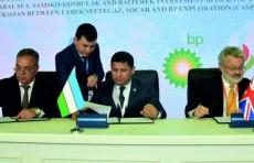 Азербайджанская SOCAR и британская BP выходят на нефтегазовый рынок Узбекистана
