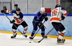 """Хоккей: """"Семург"""" победил """"Бинокор"""" и сравнял счет в финальной серии"""