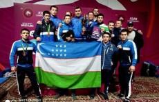 Елмурат Тасмурадов стал 4-х кратным чемпионом Азии