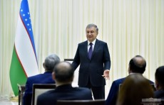 Шавкат Мирзиёев: отечественный зритель не должен подпасть под влияние зарубежных телесериалов