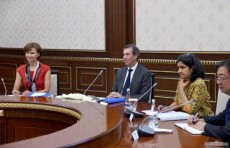 Президент Шавкат Мирзиёев принял делегацию Всемирного банка