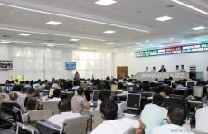 Руководство АО «УзРТСБ» провело открытый диалог с членами биржи