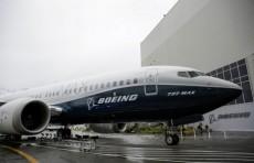 Самая компактная модель Боинга совершила первый полет