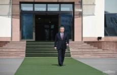 Президент Шавкат Мирзиёев отбыл в Каракалпакстан