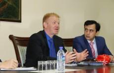 В Мининфоком состоялась встреча с президентом «Openbucks»