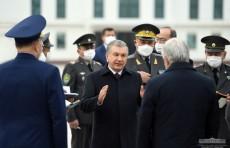 Шавкат Мирзиёев провел расширенное заседание Совета безопасности
