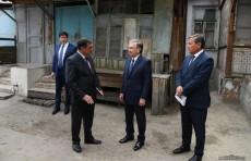 Шавкат Мирзиёев поручил создать достойные условия жителям ветхих домов