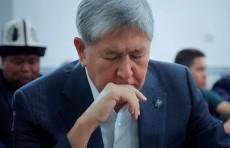 Алмазбек Атамбаев объявил голодовку после перевода в СИЗО